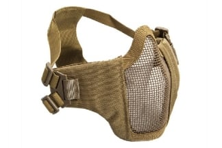ASG Padded Mesh Mask (Tan)
