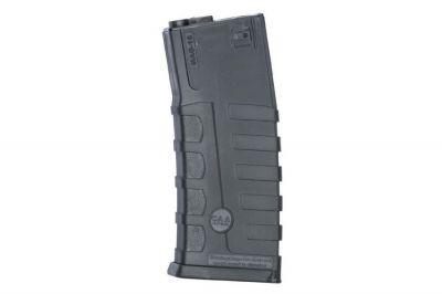 CAA AEG Mag for M4 360rds (Black)