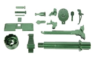 G&G Super Ranger Kit for ARP 9 / ARP 556 (Jade/Green)