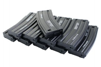 Ares Expendable AEG Mag for M4 30rds L85 Style (Box of 10)