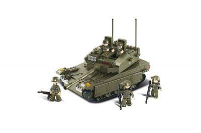 Sluban Tank Set (M38-B0305)