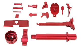 G&G Super Ranger Kit for ARP 9 / ARP 556 (Fire/Red)
