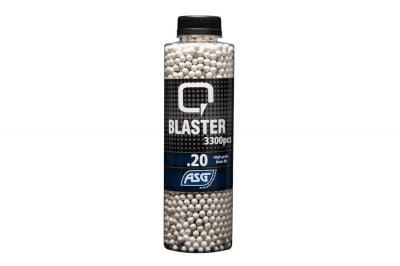 ASG Q-Blaster BB 0.20g 3300rds (White)