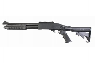 JAG Arms Gas Scattergun TS Shotgun Without Side Saddle