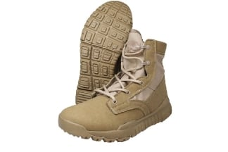 Viper Tactical Sneaker Boots (Coyote) - Size 7