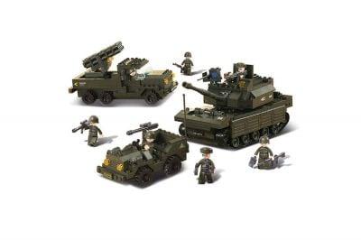 Sluban Army Set (M38-B6800)