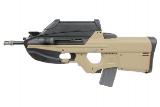 G&G/Cybergun AEG FN F2000 with ETU DST (Tan)