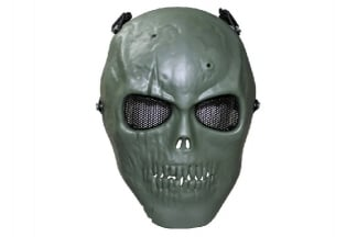 MFH Skull Mask (Olive)