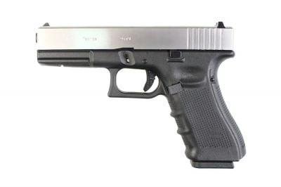 WE GBB GK17 G4 (Silver)