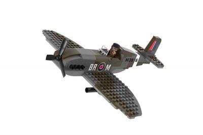 Sluban WW2 Spitfire Set (M38-70071)