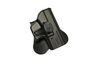 Amomax Rigid Polymer Holster for GK26/GK27/GK33 (Black)