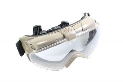 Evolution Phantom Fan Goggles (Tan)
