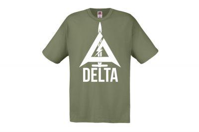 Daft Donkey Special Edition NAF 2018 'Delta' T-Shirt (Olive)
