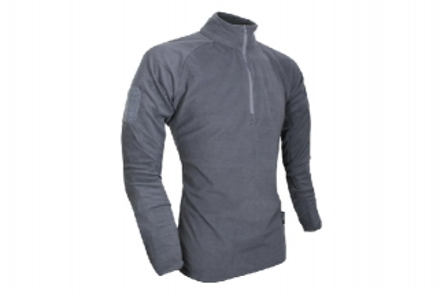 Viper Elite Mid-Layer Fleece Titanium (Grey) - Size Medium