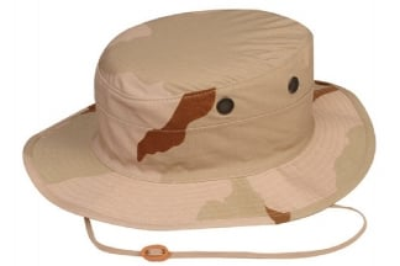 """Tru-Spec U.S. BDU Boonie (Desert Tri-Colour) - Size Small 7"""""""