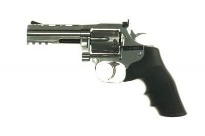 """ASG CO2 Dan Wesson 715 Revolver 4"""" (Silver)"""