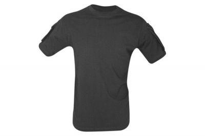 Viper Tactical T-Shirt (Black) - Size Medium