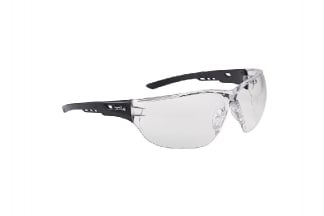 Bollé Protection Glasses Ness with Clear Lens
