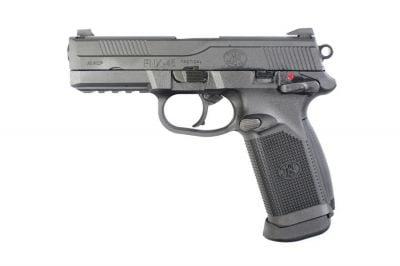 VFC/Cybergun GBB FN FNX-45 Civilian (Black)