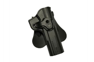 Amomax Rigid Polymer Holster for TT-33 (Black)