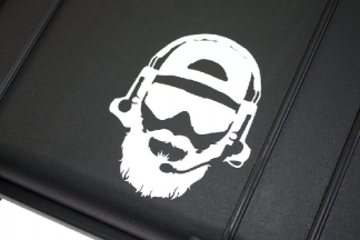 Zero One Vinyl Decal 'Operator'