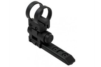 "NCS 3 Position Extended 1"" Flashlight Mount for KeyMod"