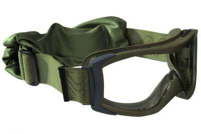 Bollé Ballistic Goggles X1000 (Olive)