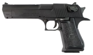 WE/Cybergun GBB Desert Eagle .50AE (Black)