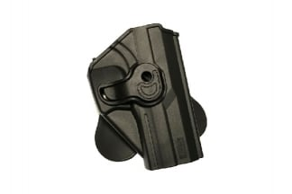 Amomax Rigid Polymer Holster for USP & GTP-9 (Black)