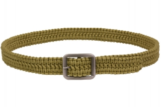 101 Inc Paracord Belt (Coyote Tan)