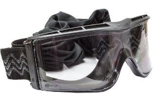 Bollé Ballistic Goggles X810 with Platinum Coating