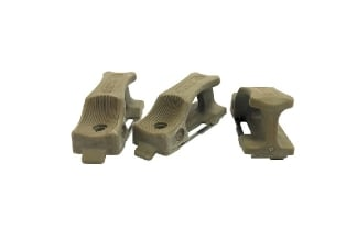 PTS Ranger Plate for 300rds M4 Magazine Pack of 3 (Khaki)