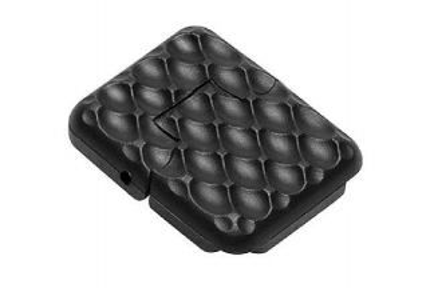 NCS KeyMod Single Slot Covers Pack of 18 (Black)