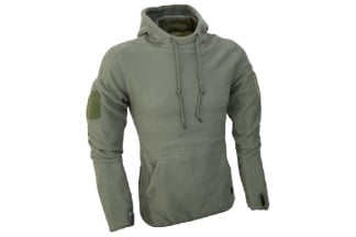 Viper Fleece Hoodie (Olive) - Size Extra Extra Large