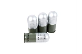 TMC Dummy 40mm Grenade M433HE1 (Set of 4)