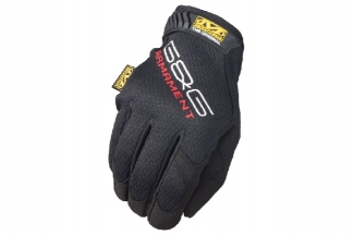 G&G Mechanix Gloves (Black) - Size Extra Large