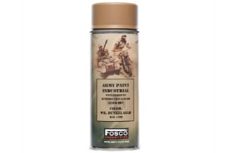 Fosco Army Spray Paint 400ml (Tan)