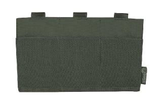 Viper MOLLE Elastic Triple M4 Mag Pouch (Olive)