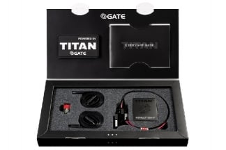 GATE Electronics TITAN MOSFET Full Set for Marui Recoil GBV2 (Front Wired) with Advanced Firmware