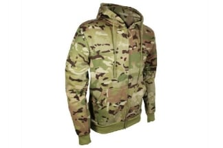 Viper Tactical Zipped Hoodie (MultiCam) - Size Extra Extra Large