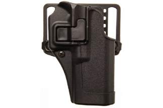 BlackHawk CQC SERPA Holster for CZ75 & SP01 Right Hand (Black)