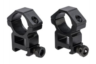 Matrix Aluminium Scope Rings (Medium)