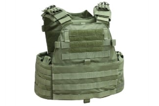 TMC EG Assault Plate Carrier (Olive)