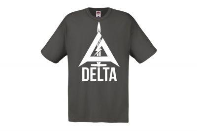 Daft Donkey Special Edition NAF 2018 'Delta' T-Shirt (Grey)