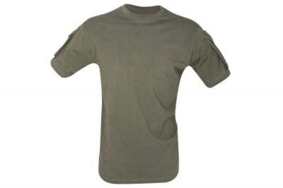 Viper Tactical T-Shirt (Olive) - Size Medium