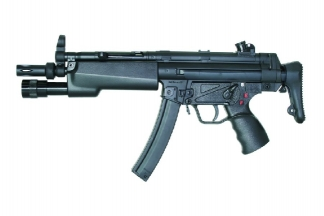 Classic Army AEG PM5A3 with Flashlight Handguard