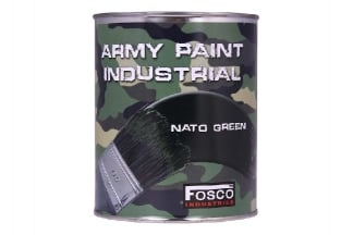 Fosco Army Paint 1L (NATO Green) | £22.95