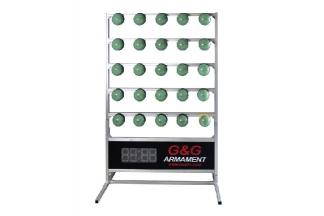 G&G MET 5x5 Target System with Timer