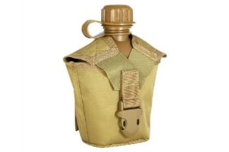 Viper MOLLE Waterbottle with Pouch (Coyote Tan)