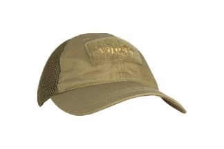 Viper Flexi-Fit Baseball Cap (Coyote Tan)